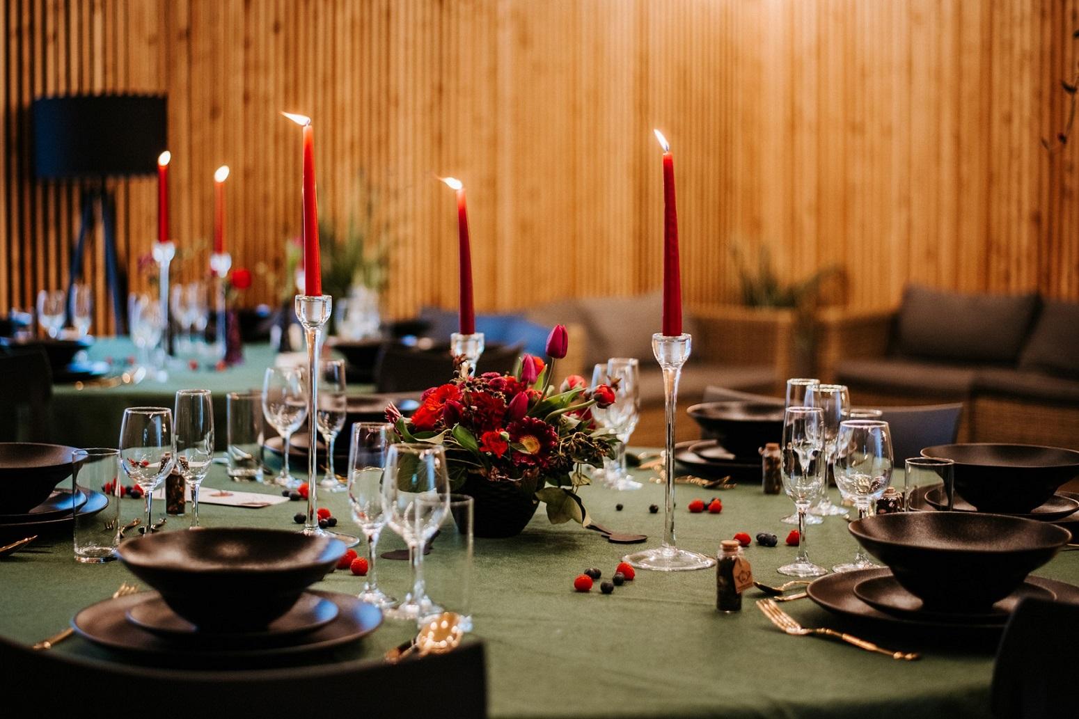dekoracje ślubne pracowni florystycznej