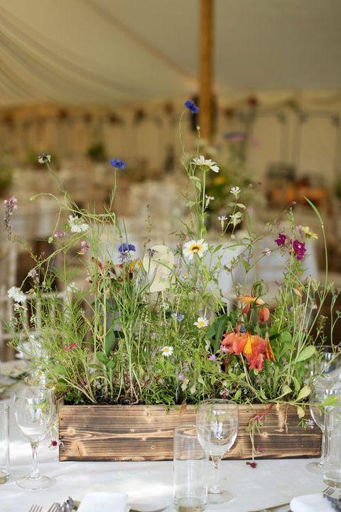 dekoracje kwiatowe na wesele