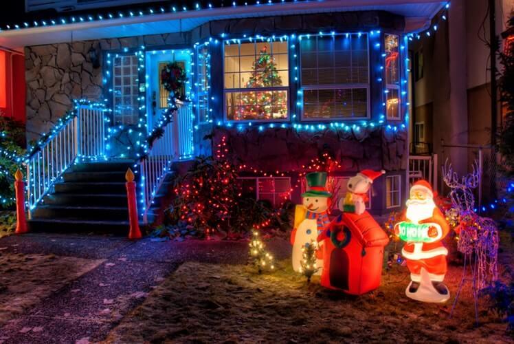 Światełka bożonarodzeniowe - Lovegarden