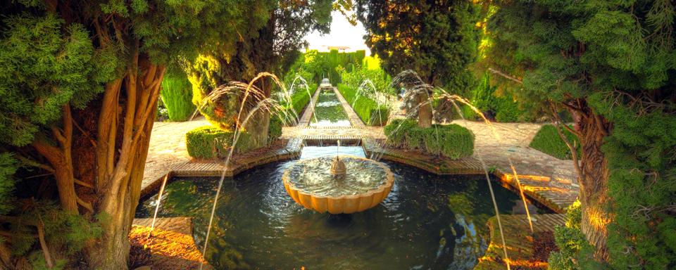 Ogrody Andaluzji - Lovegarden