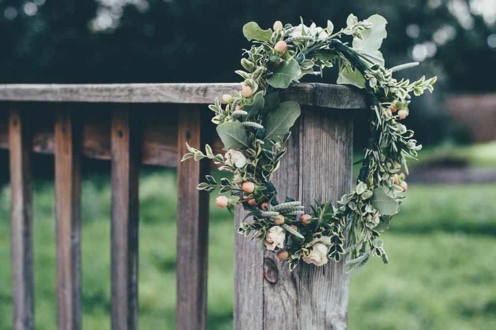 Dekoracje ślubne boho - Lovegarden